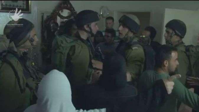 Israel:Use of Elderly as Human Shield Apparent War Crime