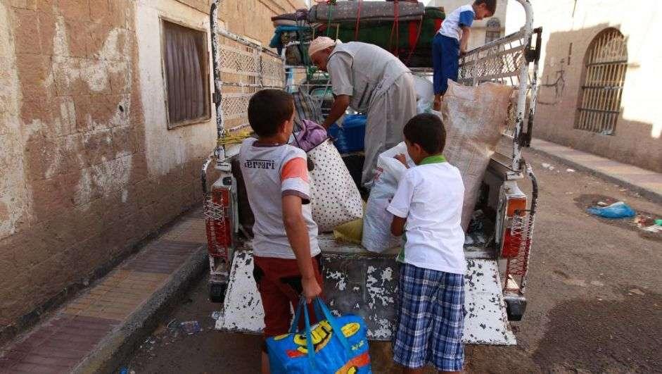 Yémen: Sanaa sous les bombardements, une habitante témoigne