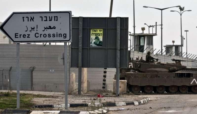 Un rapport d'Euro-Mid dénonce le harcèlement subi par les Palestiniens au point de passage d'Erez