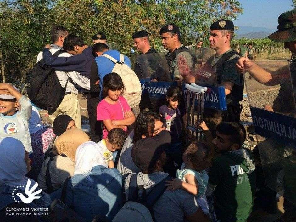 Les Etats de l'UE doivent prendre les mesures pour atténuer la crise des réfugiés