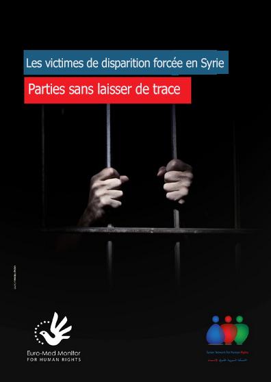 Rapport: plus de 67,000 cas de disparition forcée en Syrie