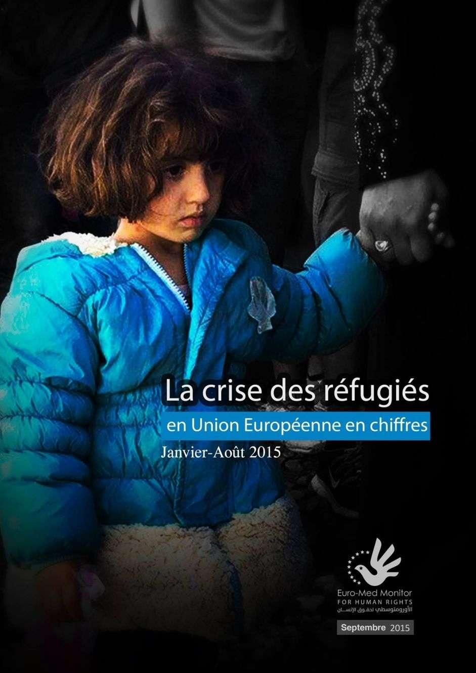 La crise des réfugiés en Union Européenne en chiffres