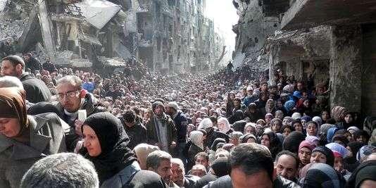 Trois ans de crise humanitaire en Syrie