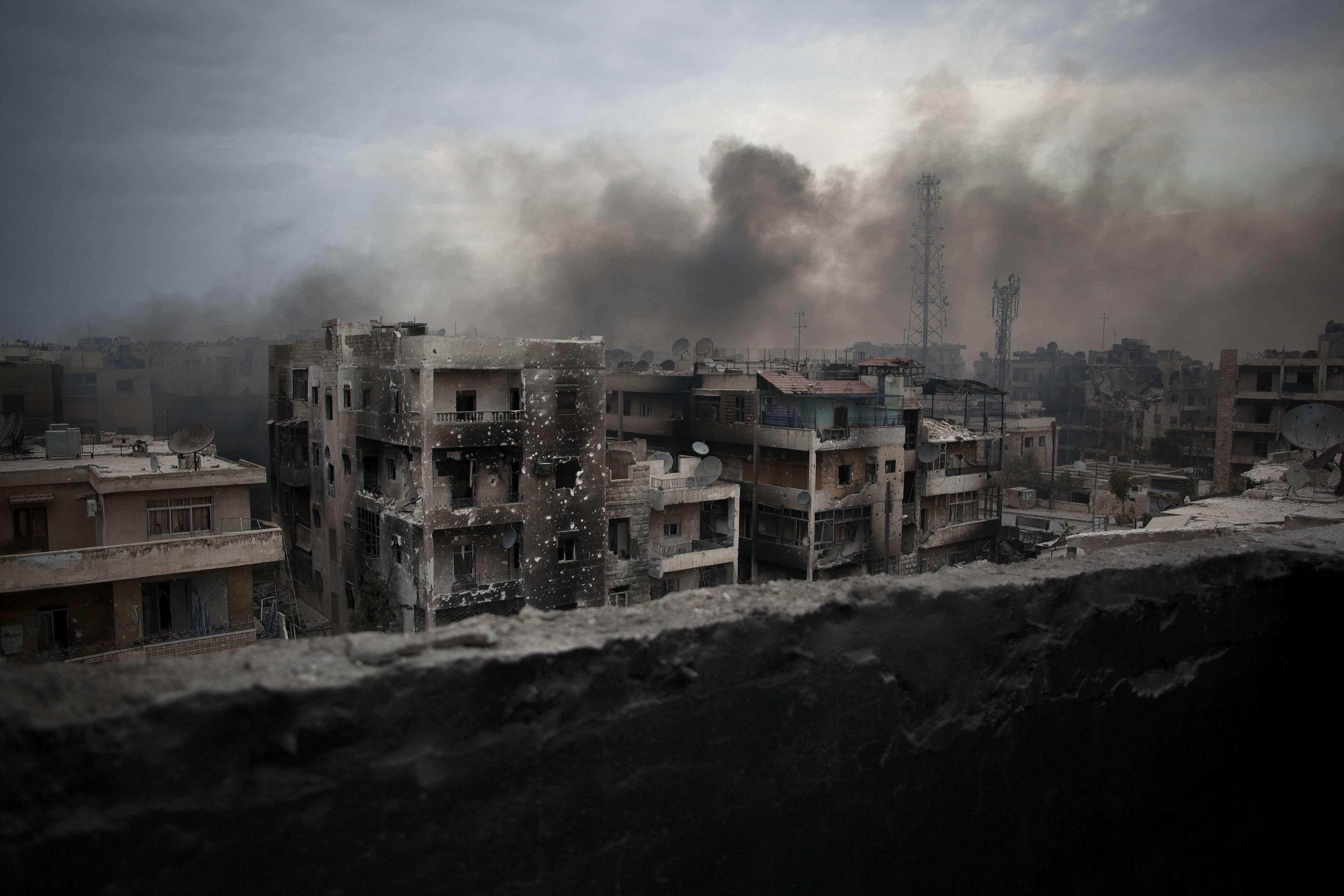 2014, une des années les plus sanglantes en Syrie et en Irak