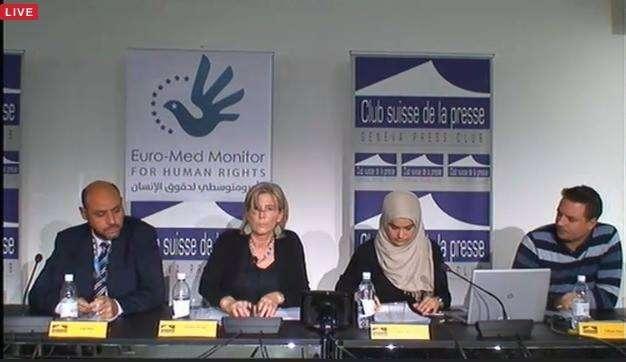الأورومتوسطي ينشر نتائج تحقيقاته حول عمليات القتل التعسفي في الأراضي الفلسطينية