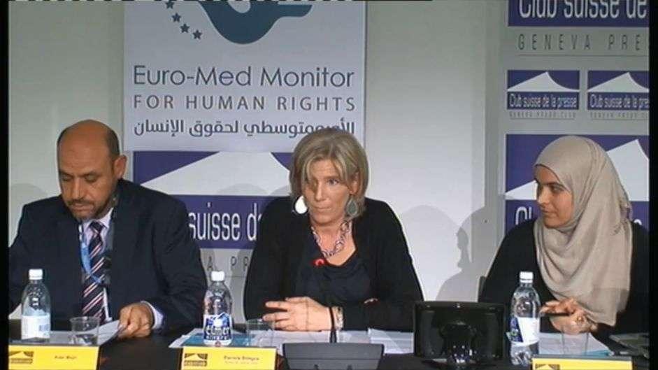 Nouveau rapport d'Euro-Med : les abus d'Israël sont désormais filmés