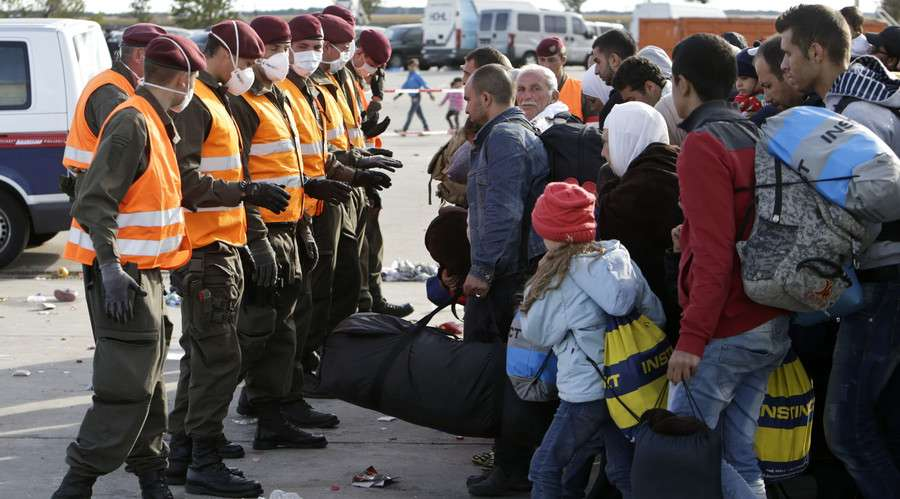 Euro-Med Monitor Calls for EU Treatment of Refugees as Humans, Not a Burden
