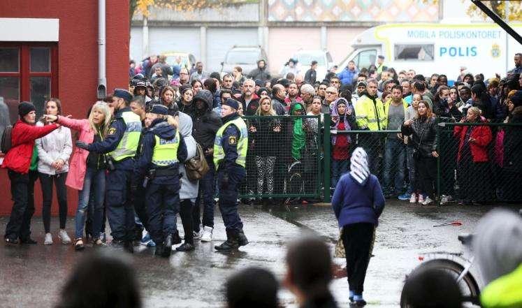 تراجع الحماية الممنوحة لطالبي اللجوء من سوريا في السويد