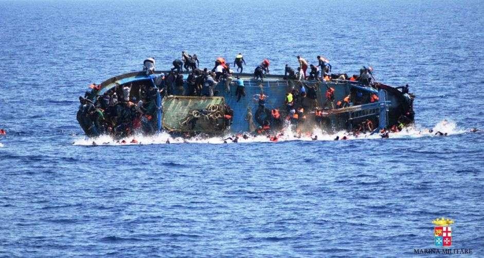 5 غرقى من المهاجرين كل ساعة في البحر المتوسط