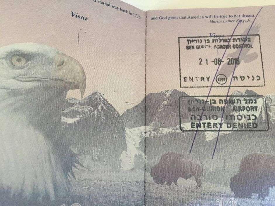 احتجاز وترحيل سكرتير عام الأورومتوسطي في طريقها للأراضي الفلسطينية