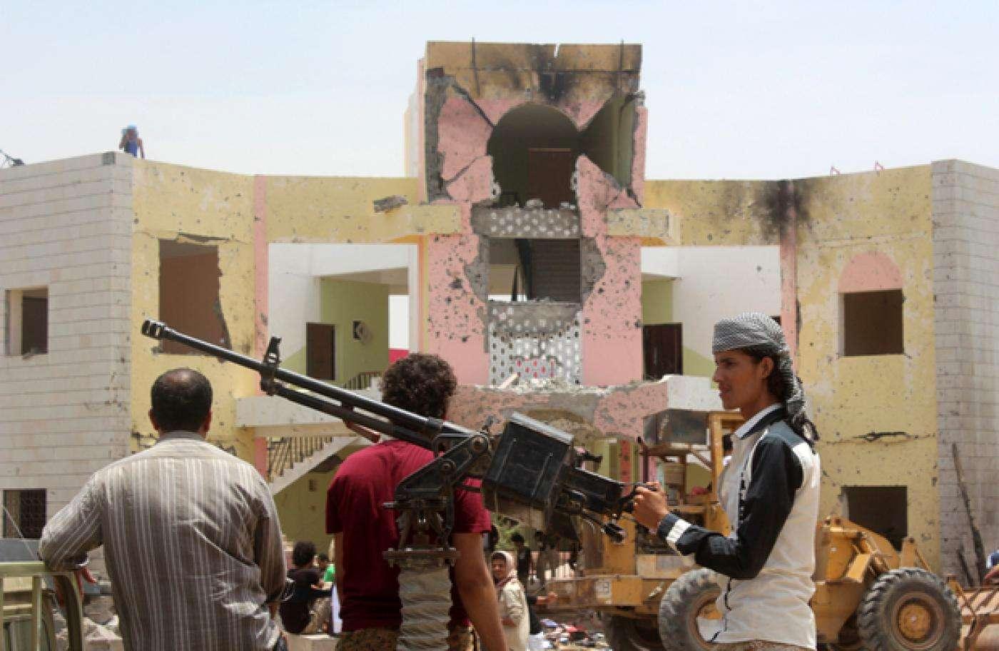 Selon l'ONU, la guerre civile au Yémen a fait au moins 10 000 morts