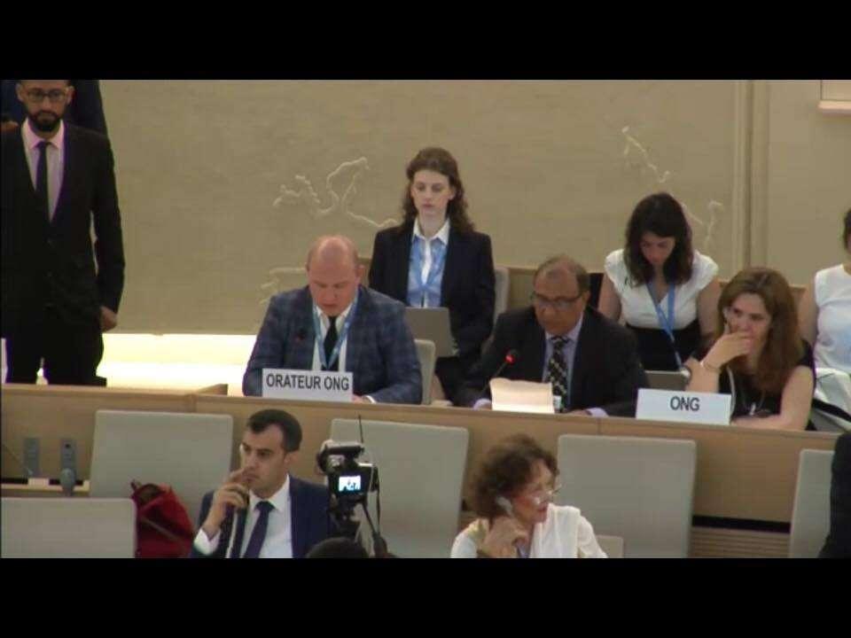 """الأورومتوسطي و """"كوجيب"""" يخاطبان مجلس حقوق الإنسان حول اللاجئين السوريين في لبنان"""