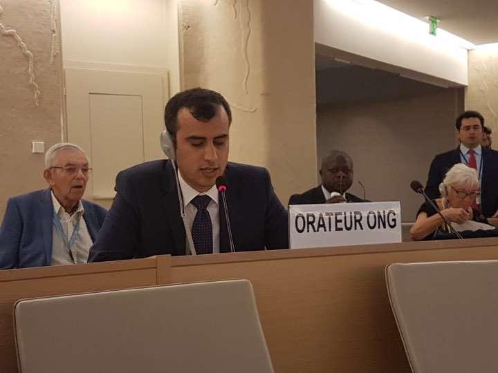 رئيس الأورومتوسطي يخاطب مجلس حقوق الإنسان حول الانتهاكات الإسرائيلية في القدس المحتلة