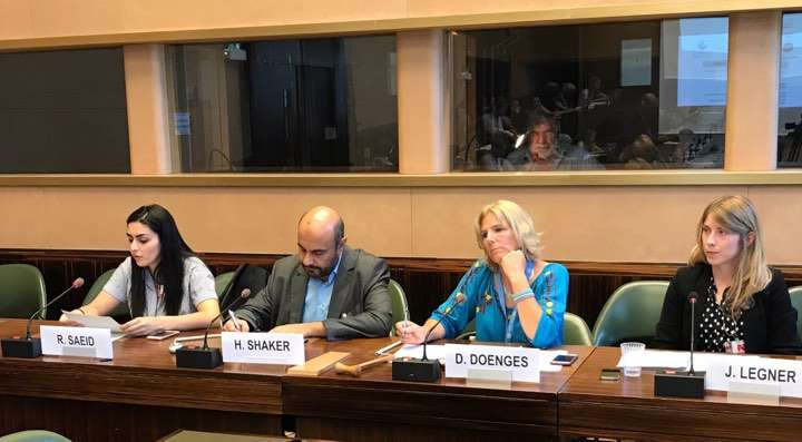 Arab region witnessing worst decline in freedom of expression in recent history