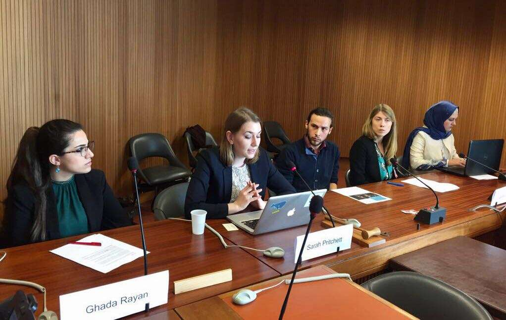 On the sidelines of the Universal Periodic Review: Euro-Med Monitor holds side event on human rights in Israel and UAE