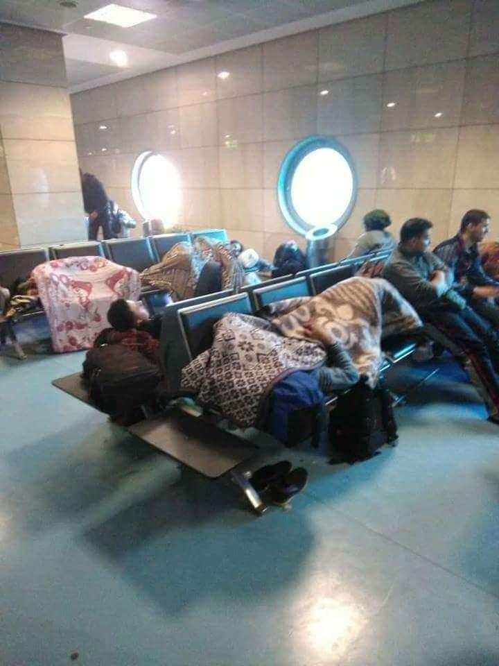 Euro-Med met en garde contre la situation inhumaine des Palestiniens piégés en Égypte à cause de la fermeture du terminal de Rafah