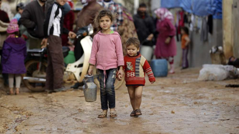 37 million homeless children globally face risk of persecution and human trafficking