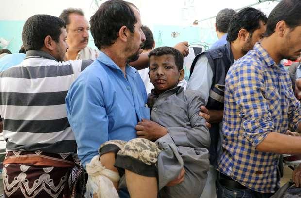 اليمن: استهداف التحالف لحافلة أطفال ومقتل 39 شخصاً استهتار قبيح بالأرواح يستدعي تشكيل لجنة تحقيق دولية