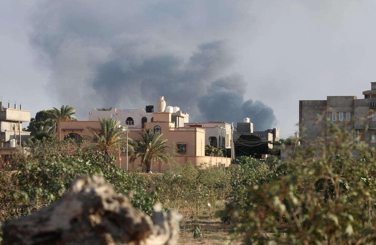 ليبيا: على الأطراف المتنازعة وقف القتال في طرابلس وتحييد السكان المدنيين