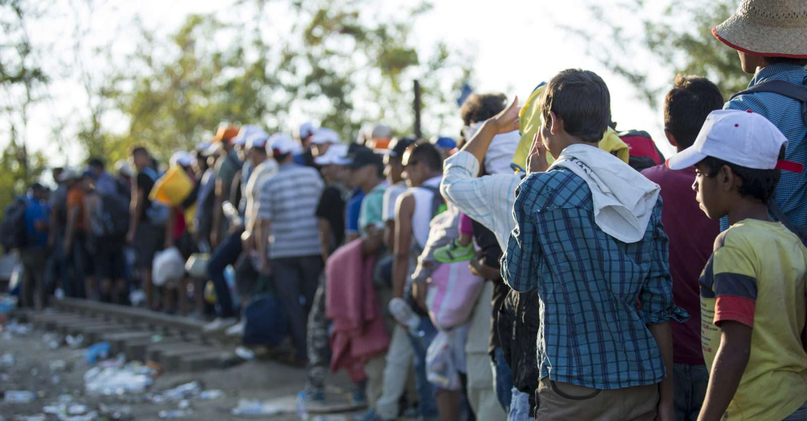 The European policy of closure in the face of asylum seekers undermines human rights values