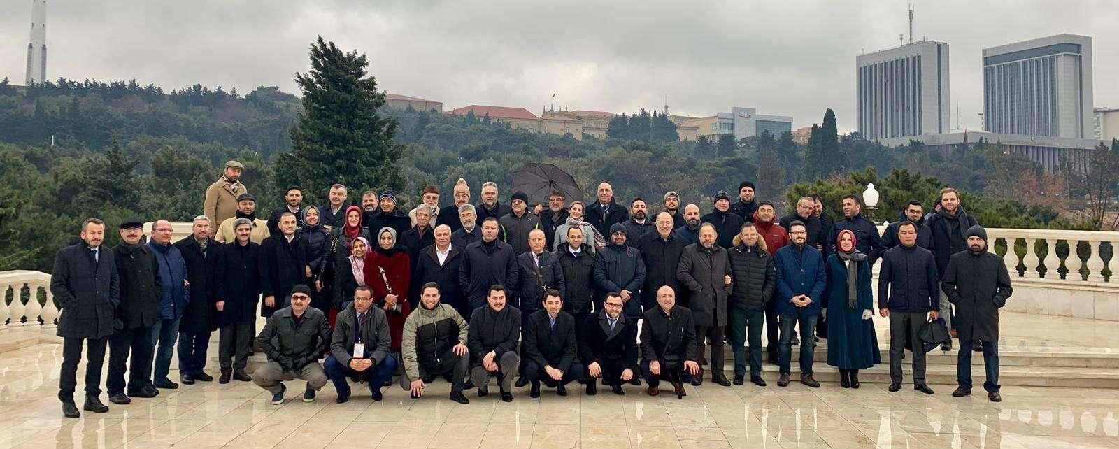 """Euro-Med Monitor conclut sa participation à la conférence """" Eurasie pour le droit international et la Justice"""" en Azerbaïdjan"""