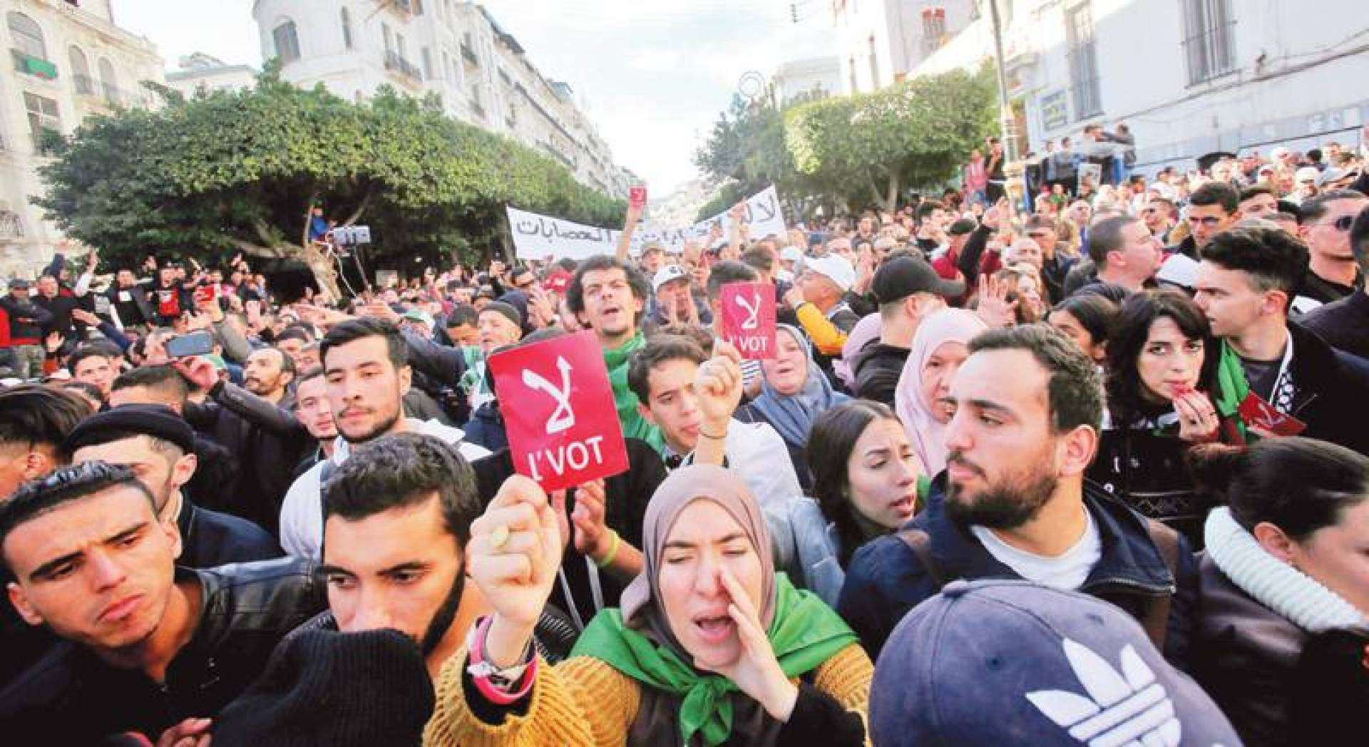 Algeria: Elections can't be sham and authorities should not impose their will on Algerians
