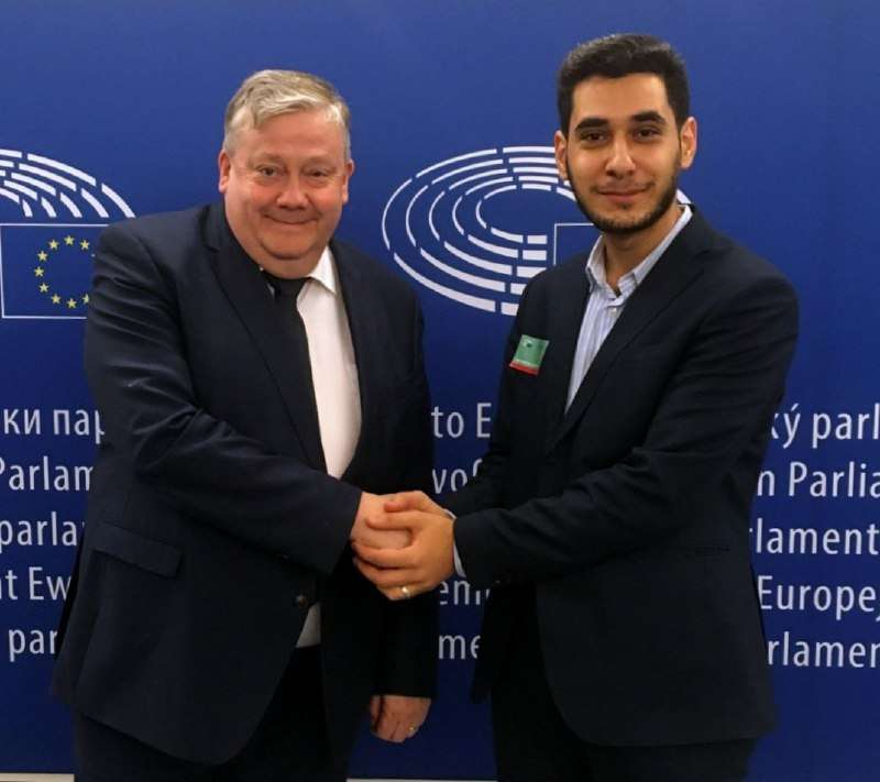 Euro-Med Monitor Discusses Gulf's Human Rights Situation at EU Parliament