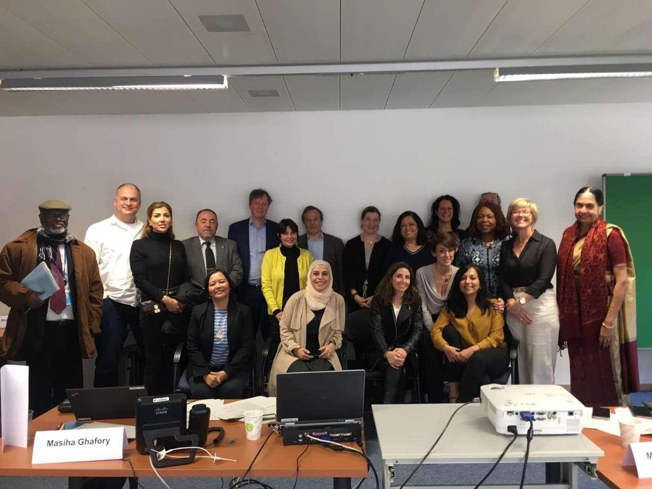 Euro-Med participe à la réunion d'experts internationaux du HCDH sur les droits des femmes et l'harmonisation de la législation nationale avec les normes internationales