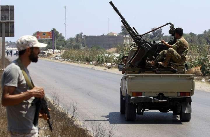 ليبيا: على جميع الأطراف وقف العمليات العسكرية والبدء بحوار جاد يجنب المدنيين ويلات النزاع