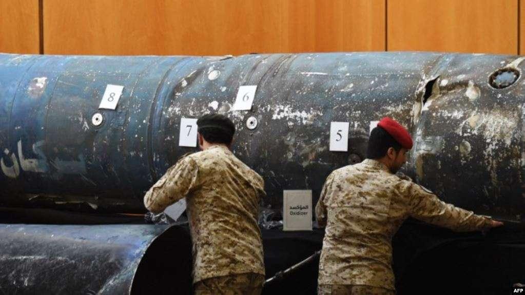 على جماعة الحوثي التوقف الفوري عن استهداف منشآت مدنية في السعودية بصواريخ عشوائية