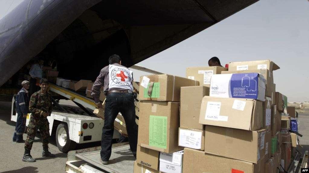 الأورومتوسطي: إعاقة العمل الإغاثي في اليمن تنذر بكارثة إنسانية محققة