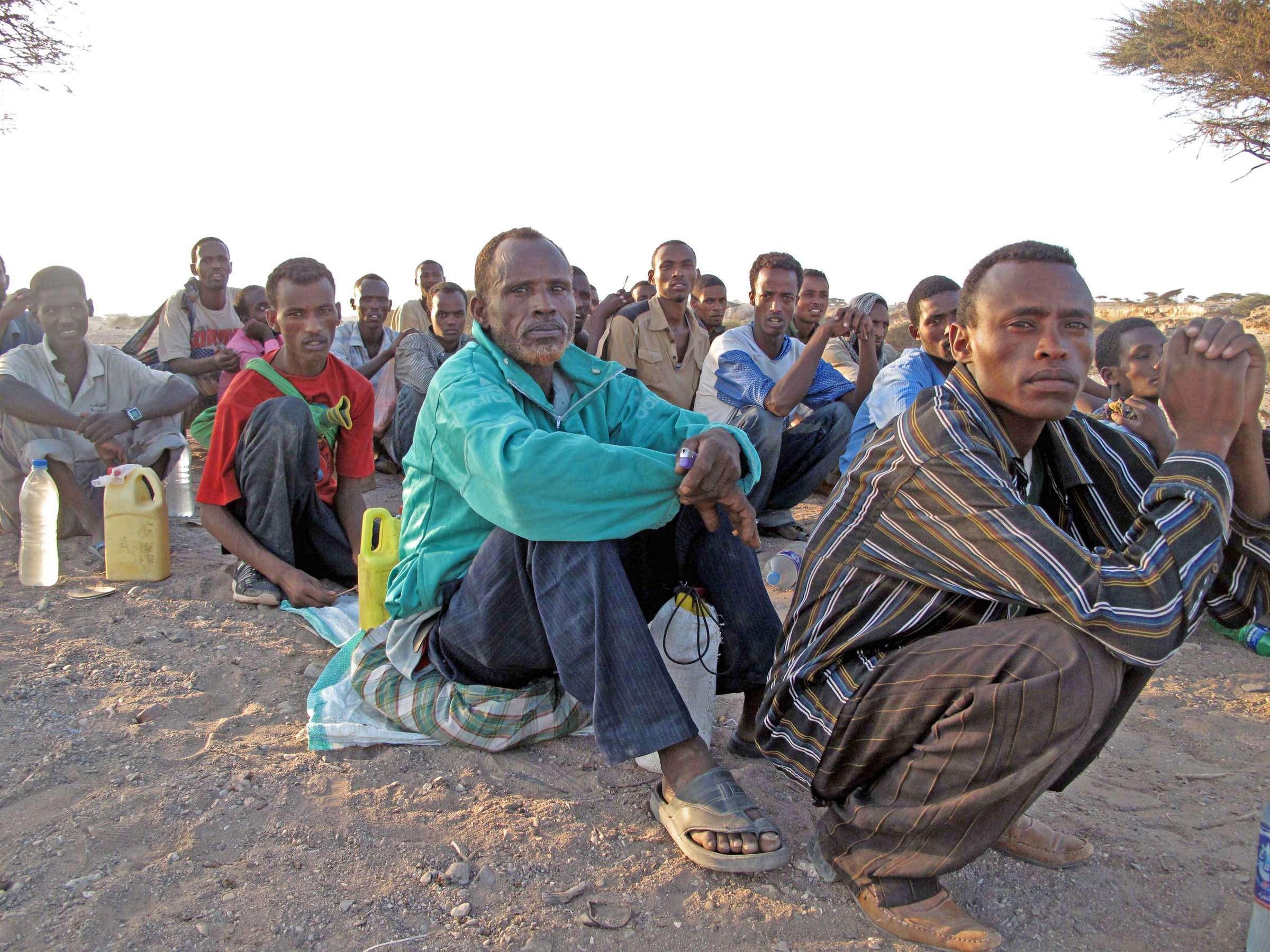 الأورومتوسطي: أوروبا تعيد المئات من المهاجرين قسريًا إلى مخيمات في ليبيا