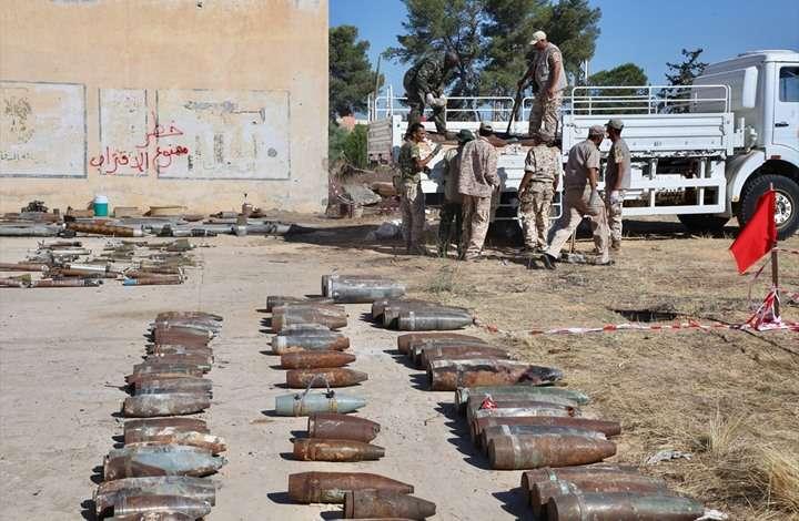 Nouveau rapport : Mines de Siret ...  Mort suspendue