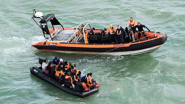 Euro-Med: Les politiques franco-britanniques sont à l'origine de l'afflux de migrants traversant la Manche