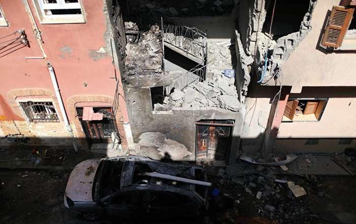 جحيم متصاعد.. تقرير للأورومتوسطي يوثّق تداعيات الهجمات العشوائية على المدنيين في طرابلس