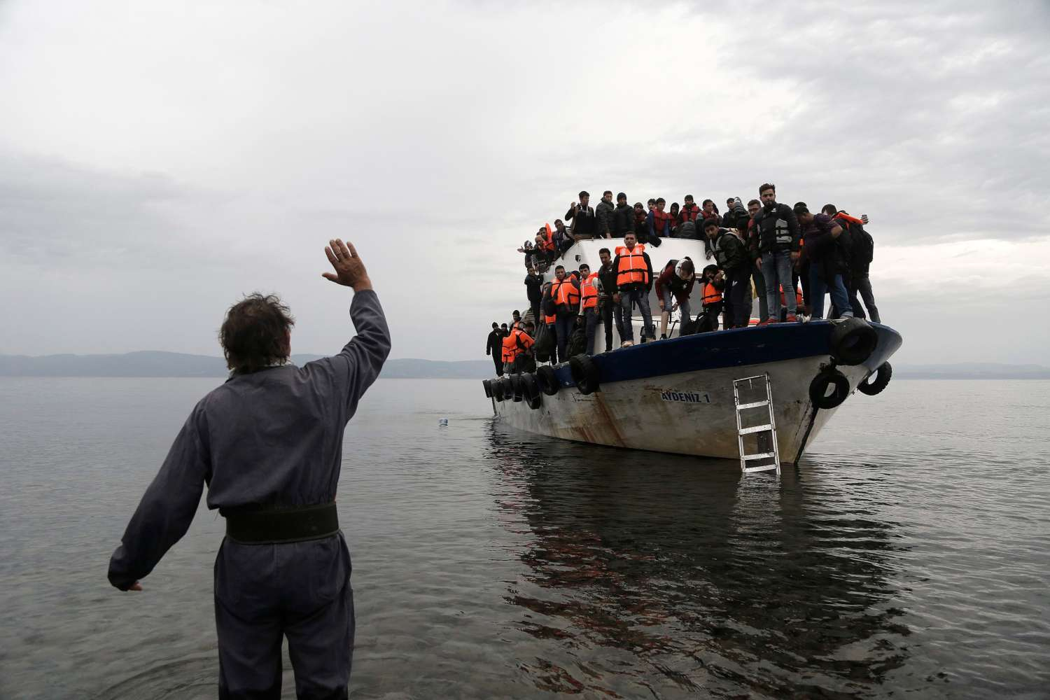 EU Migration Pact Echoes Anti-Immigration Governments