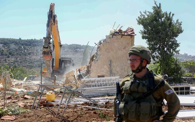 Euro-Med Monitor Calls on EU Lawmakers to Stand up to Israel's Demolitions of EU-Funded Structures