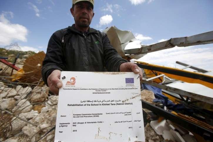 Euro-Med Monitor salue la déclaration de l'UE sur les démolitions israéliennes des structures palestiniennes