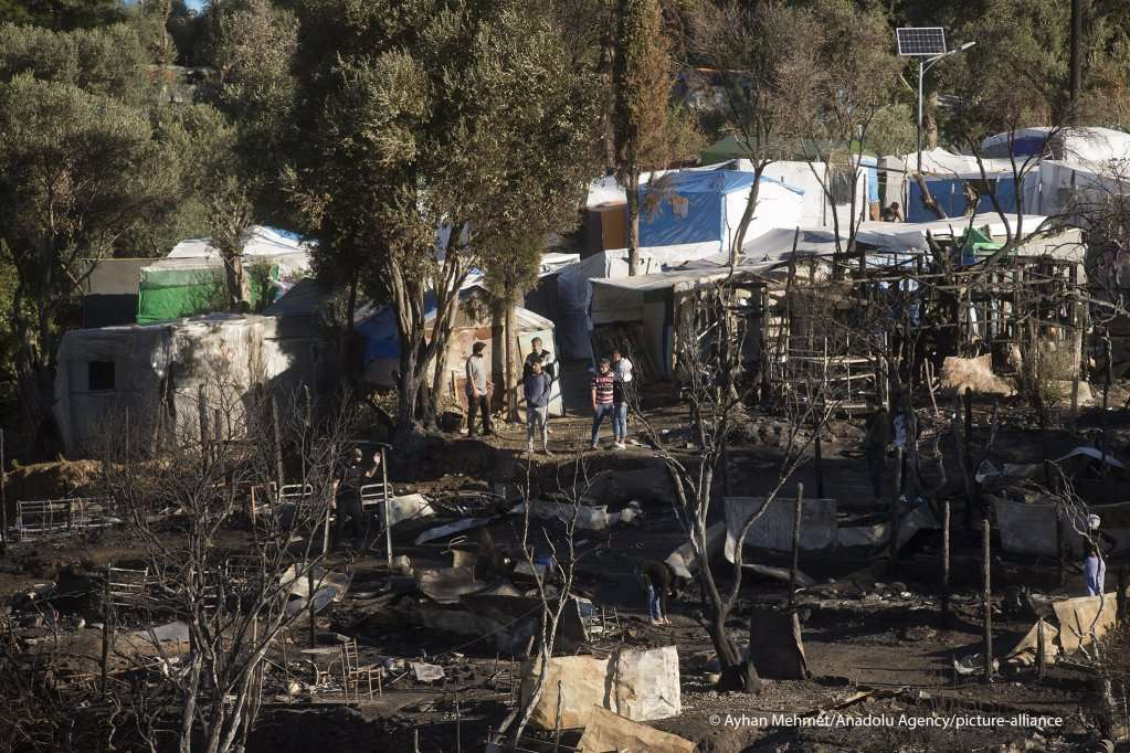Samos Fire is Inevitable Outcome of Appalling Conditions in Greek Camps