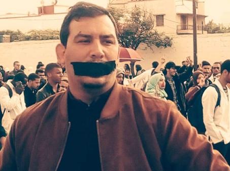 Maroc... l'arrestation d'un militant viole la liberté d'opinion et d'expression