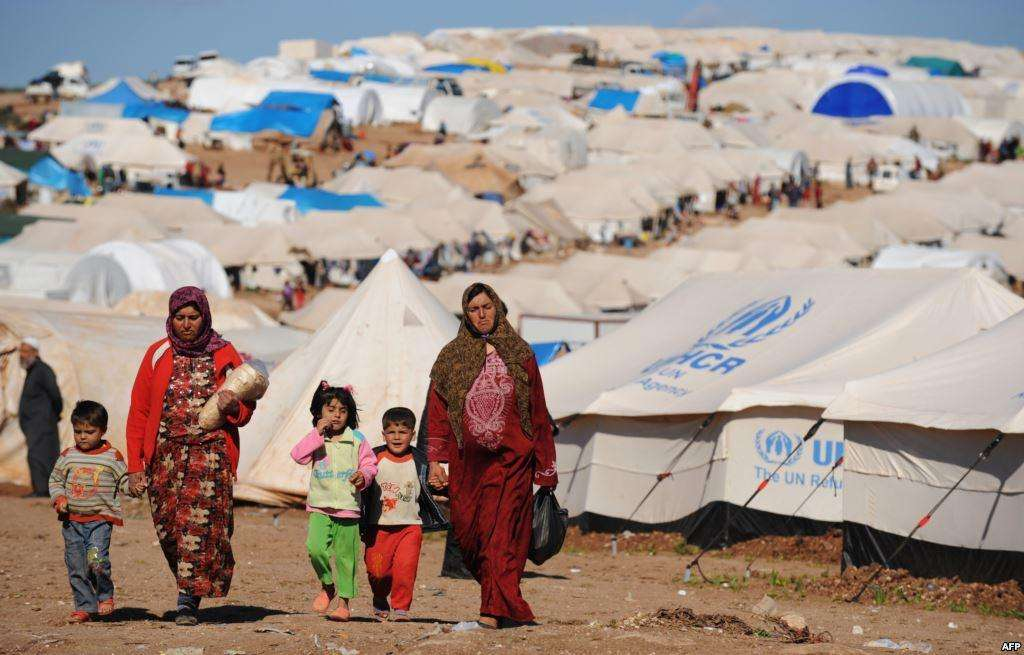 Without Protection: International Relief is in Danger of Collapse