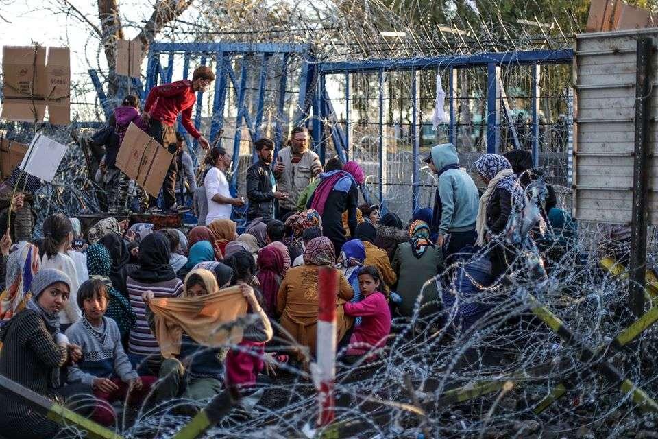 لا يجب ترك طالبي اللجوء في مراكز الاحتجاز والمخيمات في أوروبا فريسة سهلة لجائحة كورونا