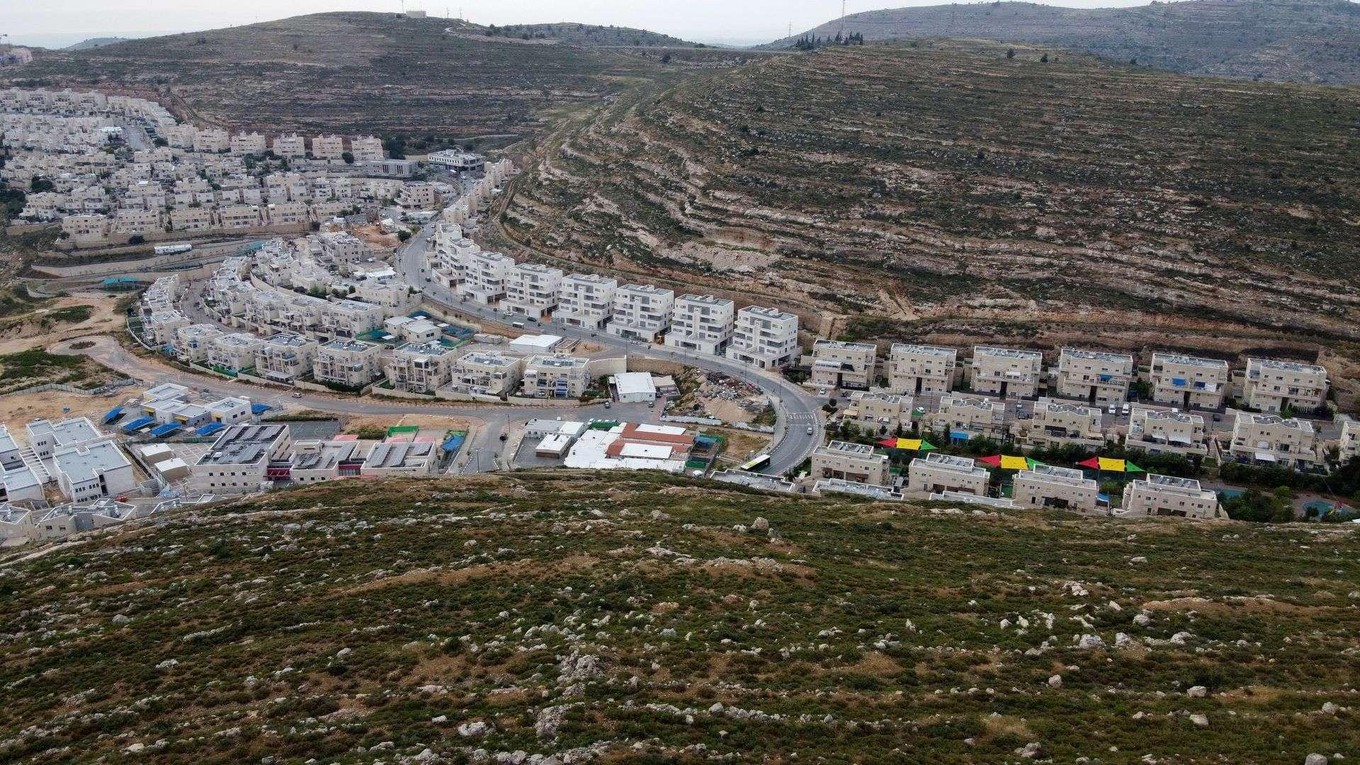 ضم إسرائيل أراضٍ فلسطينية هو نتاج سياسات الولايات المتحدة