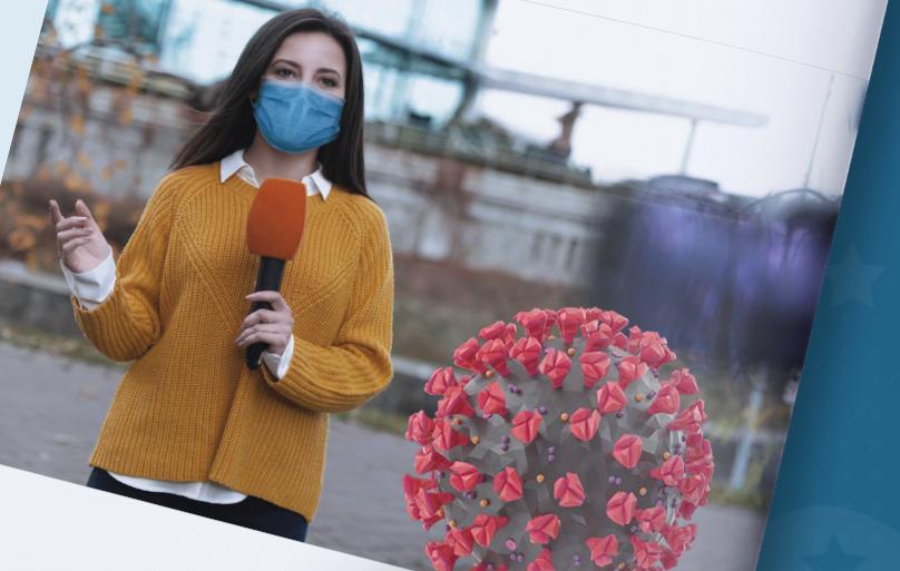 Journée mondiale de la liberté de la presse : les restrictions au nom du coronavirus exacerbent les répercussions de la pandémie