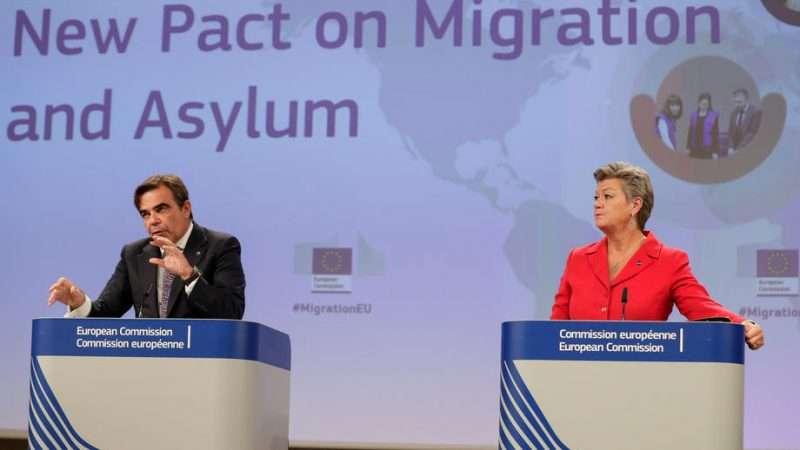 الميثاق الأوروبي الجديد للهجرة يقوم على الردع ويفتقد لمعايير حقوق الإنسان