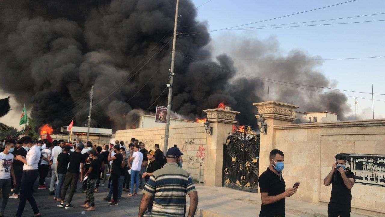 Irak : cessez les menaces contre les journalistes de Dijla TV !