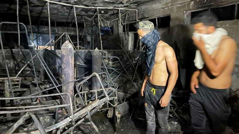 Les mesures prises par le gouvernement irakien suite à l'incendie de l'hôpital Ibn Al-Khatib ne sont pas suffisantes