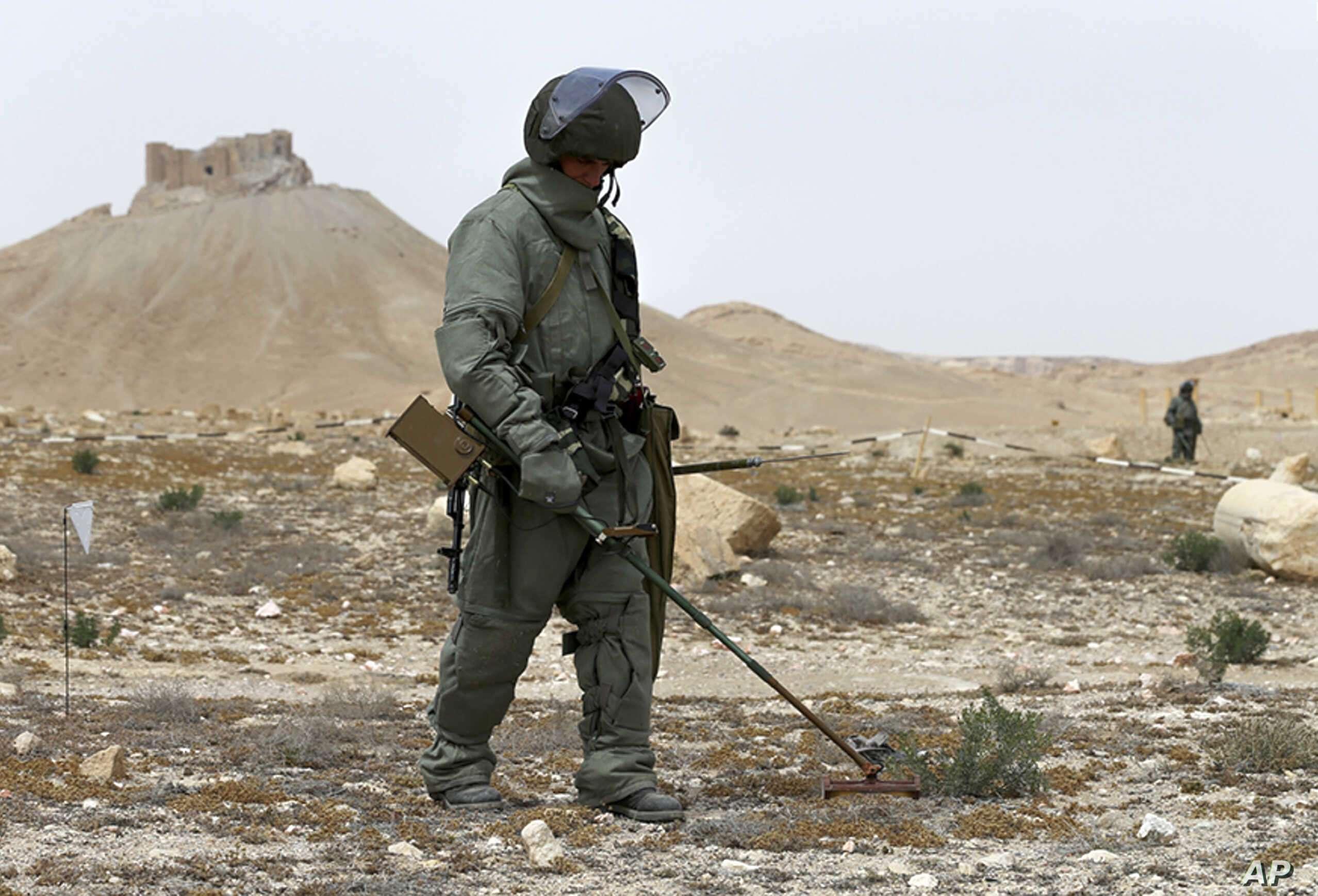 Nouveau rapport : Les incidents et les victimes d'explosions de mines terrestres en Syrie ont augmenté malgré la diminution des opérations militaires