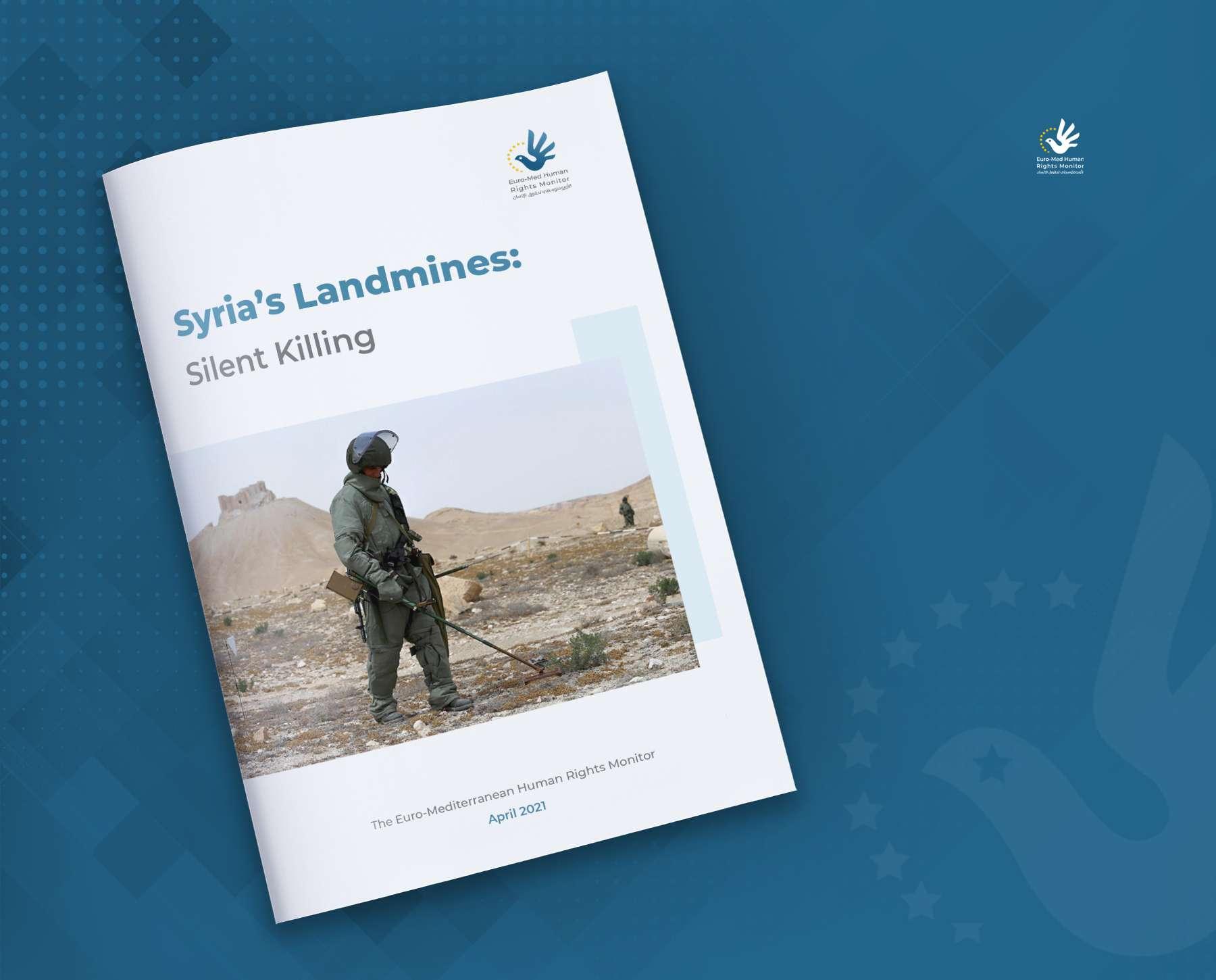 Syria's Landmines: Silent Killing