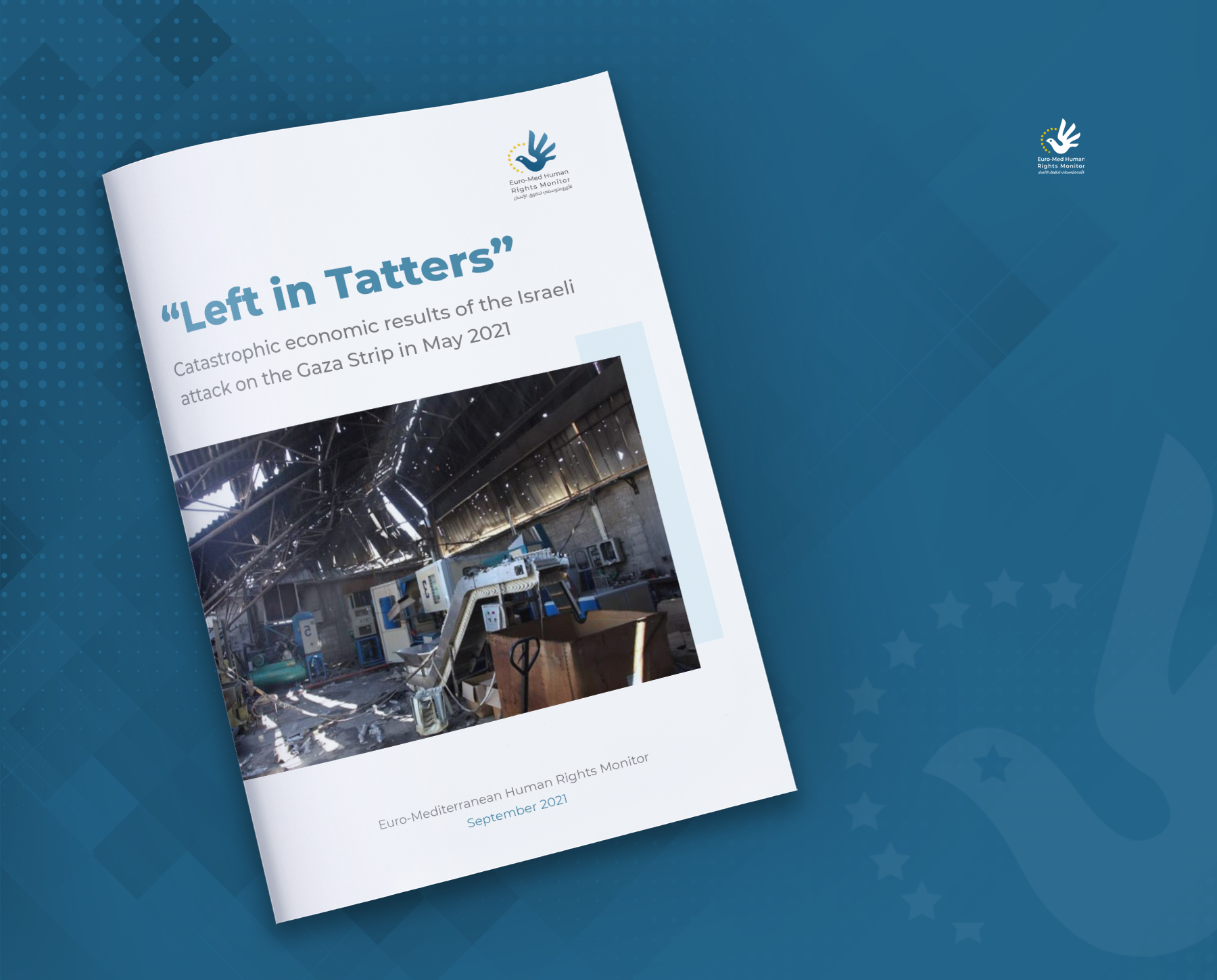 'Left in Tatters': Israeli attack's impact on Gaza's productive sector - new report